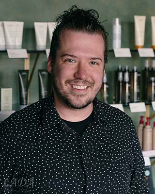 Brandon - Senior Stylist & Salon Manager at Lada Salon & Spa in Lawrence