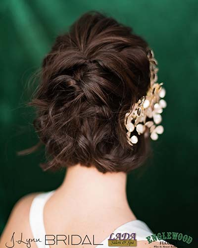 Wedding-Short-Hair-updo
